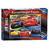 Disney Pixar Cars 3 'XXL' 100 Piece Jigsaw Puzzle Game