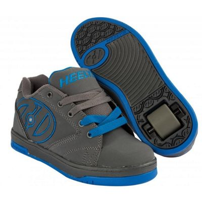 Heelys Propel 2.0 - Grey/Royal - Size - UK 2