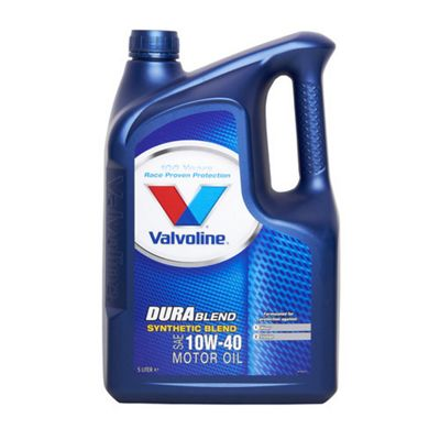 Durablend Semi-Synthetic 10W40 Engine Oil (5 Litre)