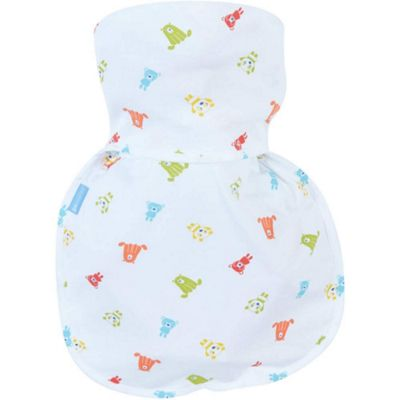 Grobag Hip Healthy Swaddle Twin Pack (Spotty Bear)