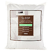 Cotton Super King Mattress Protector