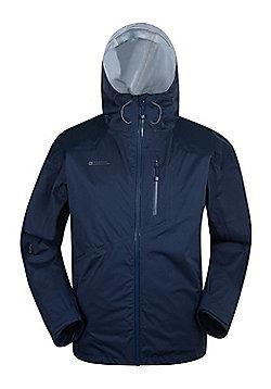 Mountain Warehouse Bachill Mens Jacket - Blue
