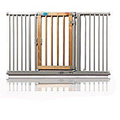 Bettacare Auto Close Gate Wooden with Two 36cm Extensions