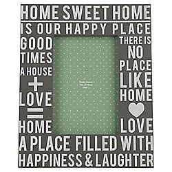 Home Sweet Home Photo Frame