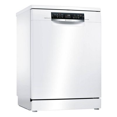Bosch, Dishwasher, SMS67MW01G, White