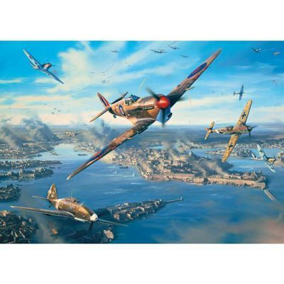 Fortress Malta Puzzle