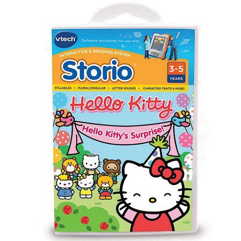 VTech Storio Hello Kitty Software