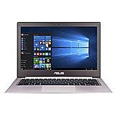 "Certified Refurbished ASUS ZenBook UX303UA 13.3"" Laptop Intel Core i7-6500U 12GB 256GB SSD Win 10"