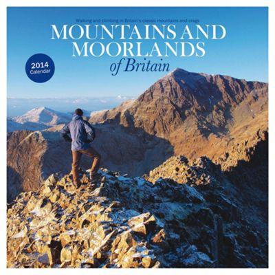 Mountains & Moorlands 2014 Wall Calendar
