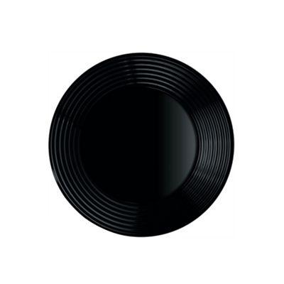 Luminarc Harena Soup Bowl, Scratch Resistant, 20cm (Black)