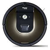 Roomba 980 Vacuum Cleaning Robot with iAdapt 2.0 Navigation Technology