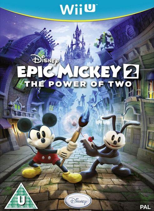 Disney Epic Mickey 2: The Power Of Two (WiiU)
