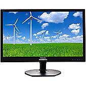 "Philips S-line 221S6QYMB 54.6 cm (21.5"") LED Monitor - 16:9 - 5 ms"