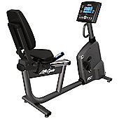 Life Fitness RS1 Recumbent Cycle with GO Console