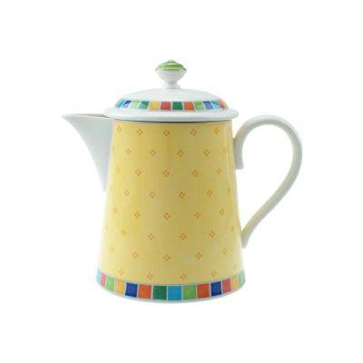 Villeroy and Boch Twist Alea Limone Coffeepot 1.25L