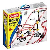 Quercetti Roller Coaster Mini Rail 150 Pieces