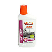 Vax 500ml AAA Carpet & Upholstry Cleaner
