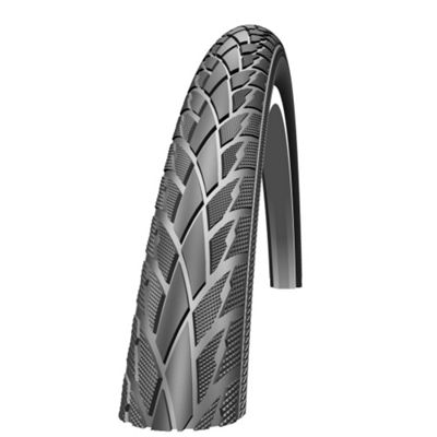 Schwalbe Road Cruiser 20 x 1.75 Active Wired Kevlar Guard SBC Black 545g (47-406)
