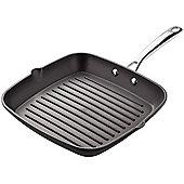 Stellar Cast Iron Griddle Pan Non Stick Induction 26cm