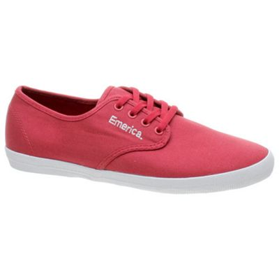 Emerica Wino Red/White Shoe
