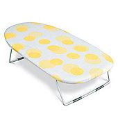 Metaltex Atik Table Top Ironing Board, 58.5cm x 28cm