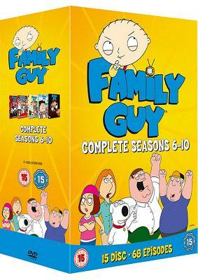 Family Guy 6-10
