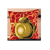 Collection D Art Bronze Teapot Cushion Kit