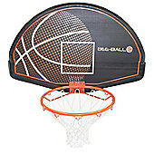 BEE BALL ZY-015 Basketball Hoop with Full Size Backboard & Net for Outdoor use for Adults & Children