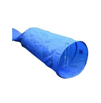 Pawhut 5m Long Dog Tunnel Rigid Agility Training Equipment with Carrying Bag
