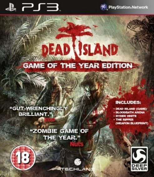 Dead Island Game of the Year: Essentials