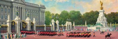London - Changing the Guard 1000pc Puzzle