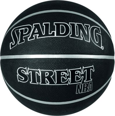 Spalding NBA Street Basketball - Black