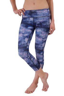Zakti Patterned 7/8 Leggings ( Size: 4 )