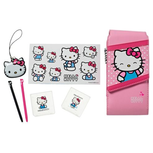 Hello Kitty 3DS 7-in-1 Accessory Kit