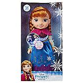 Disney Frozen Feature Toddler Singing Anna Doll