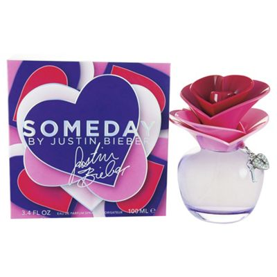 Justin Bieber Someday Eau De Parfum 100ml
