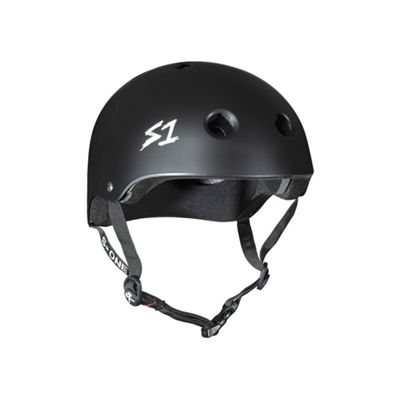 S1 Helmet Company Lifer Helmet - Black Matt (Small)