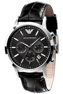 Emporio Armani Strap Watch AR2447