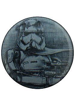 Star Wars Episode VII The Force Awakens Captain Phasma Sketch Badge - Multi