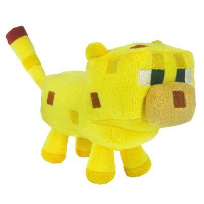 Minecraft 7 inch Soft Toy Animal Mobs Ocelot