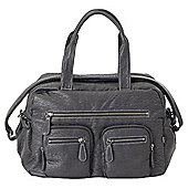 OiOi Changing Bag Charcoal C/All