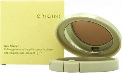 Origins Silk Screen Refining Powder Makeup 11g - 06 Caramel Mousse