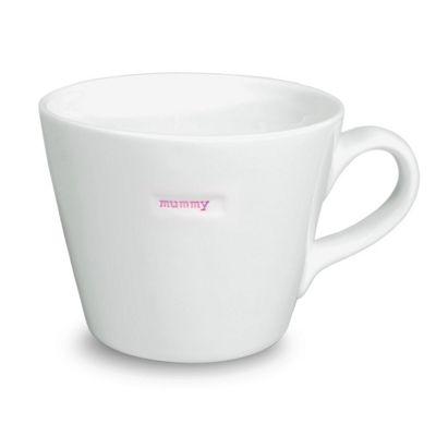 Keith Brymer Jones Word Range Bucket Mug - Mummy