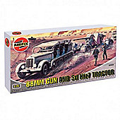 88mm Gun and Sd Kfz7 Tractor (A02303) 1:76