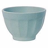 Miss Etoile Bowl Bamboo Melamine Small Light Blue