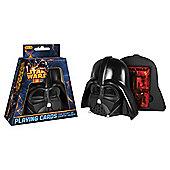 Star Wars Darth Vader Playing Cards Gift Set