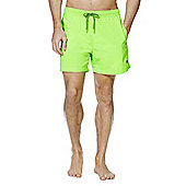 F&F Fluorescent Swim Shorts - Green