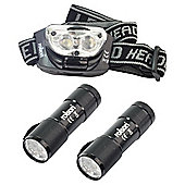 LED Torch Value Pack