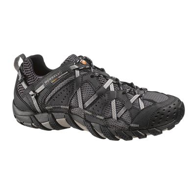 Merrell Mens Waterpro Maipo Shoe Black 8