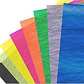 Multi Coloured Tissue Paper - 50cm